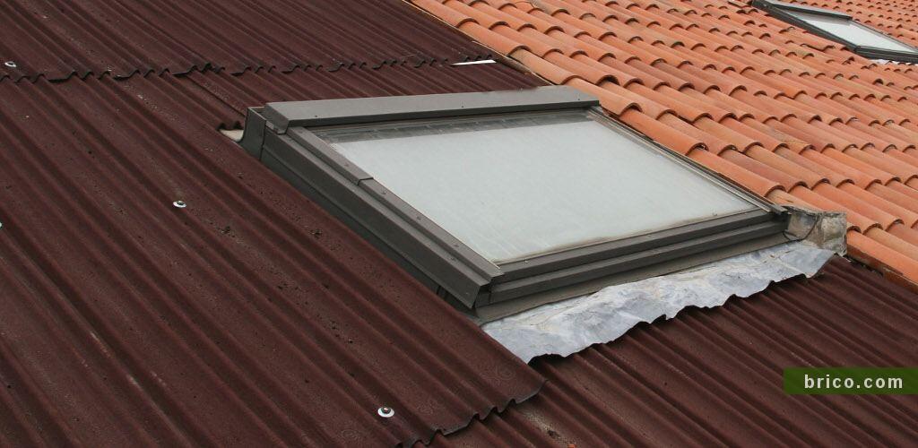 Ventana de tejado con Onduline