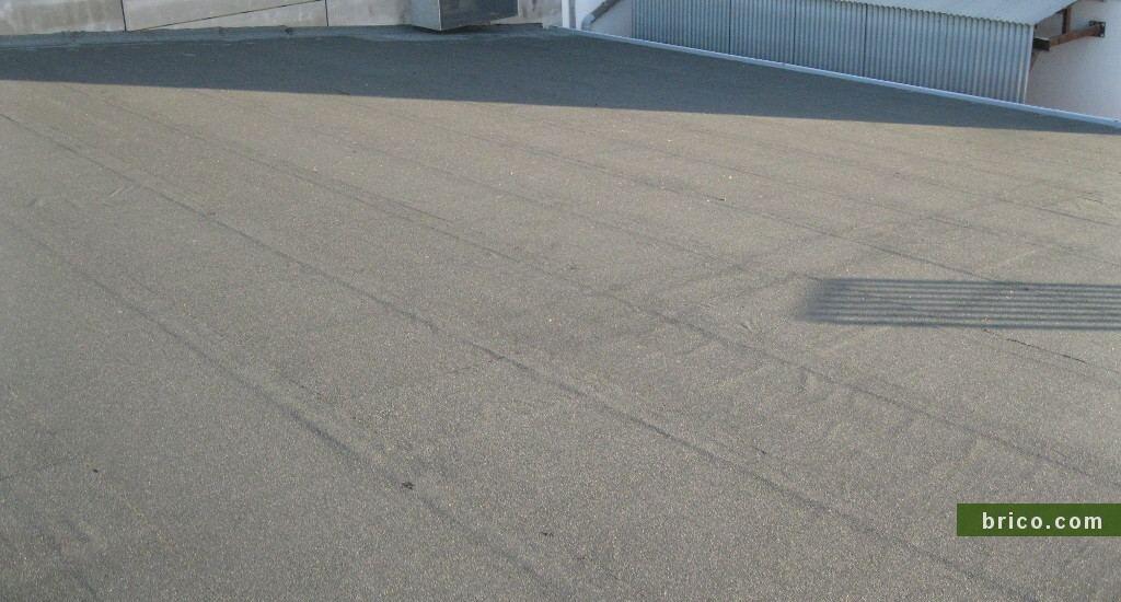 Tela asfaltica gris