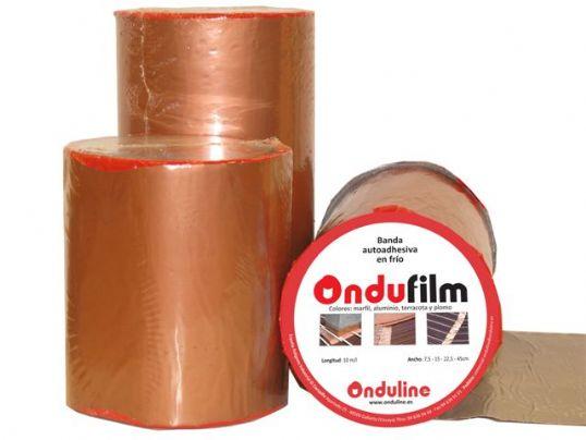 Banda adhesiva butílica Ondufilm