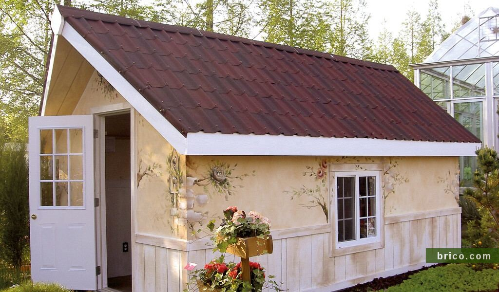 Onduvilla casita de madera