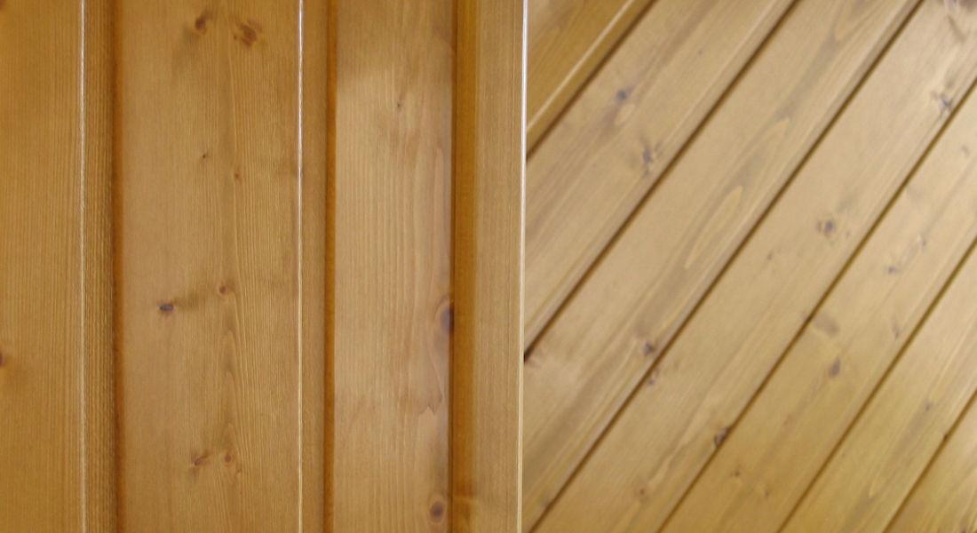 Friso de madera economico Frisolar Teñido Miel