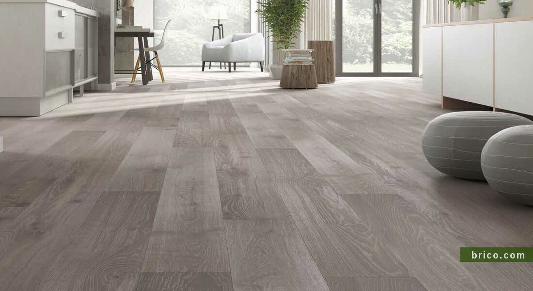 Galparquet Roble Gris Claro Decape