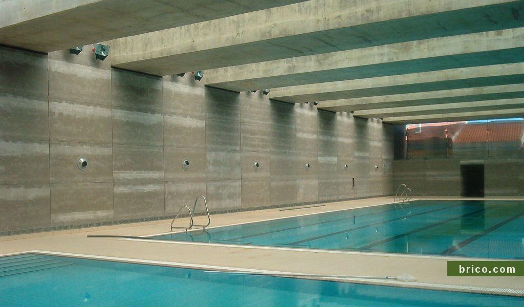 Viroc piscina cubierta
