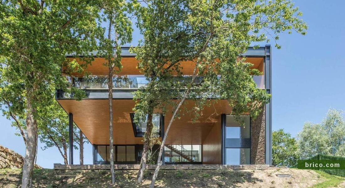 Thermochip housing en vivienda unifamiliar