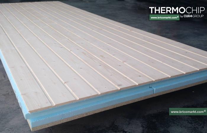 Panel sandwich thermochip